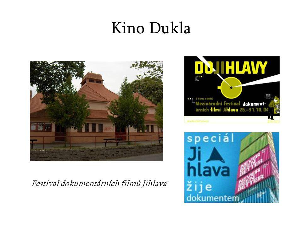 Kino Dukla Festival dokumentárních filmů Jihlava