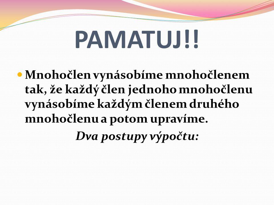 PAMATUJ!.