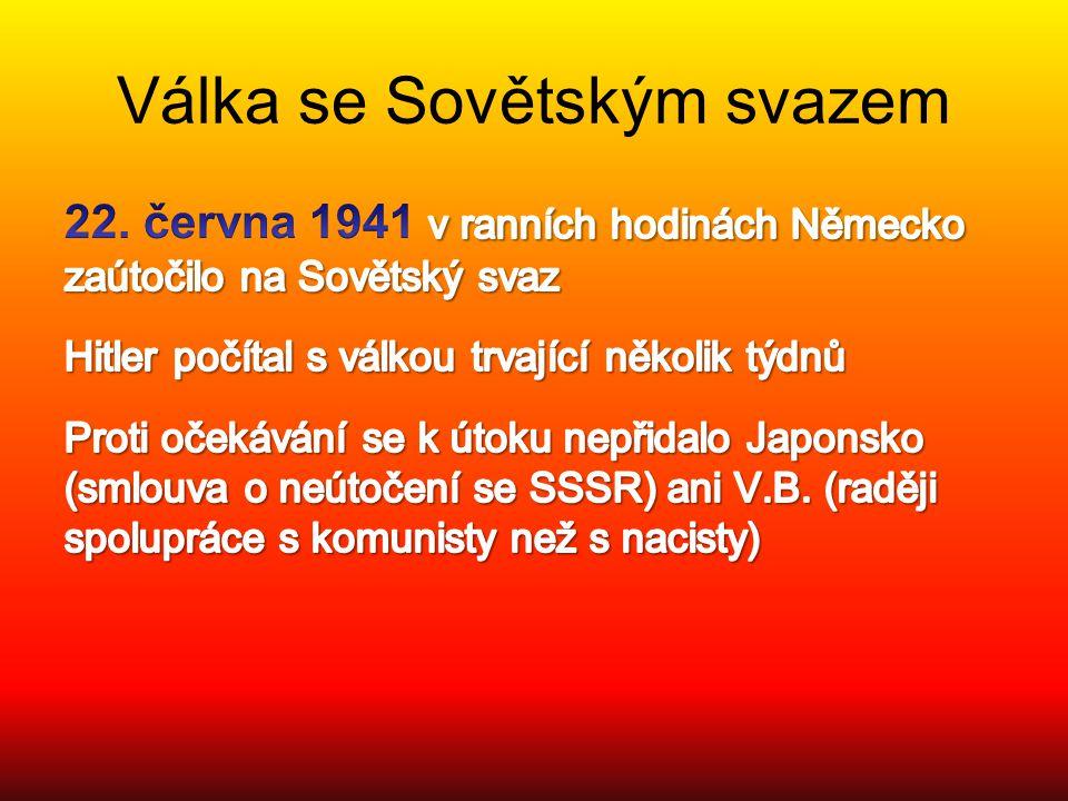 Válka se Sovětským svazem