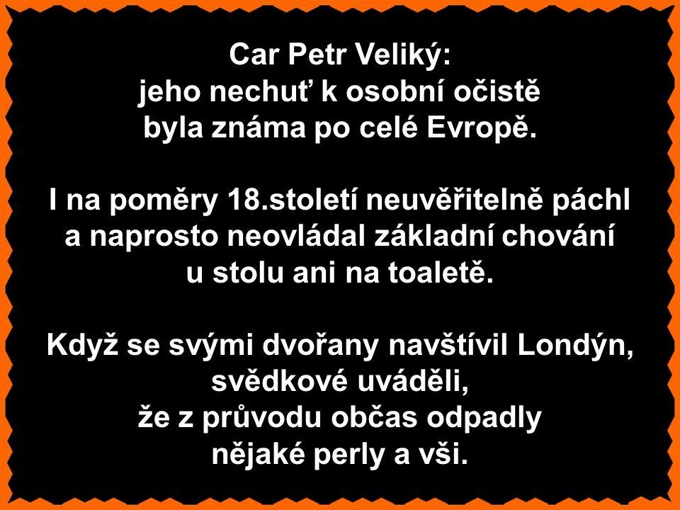 5. Car Petr Veliký