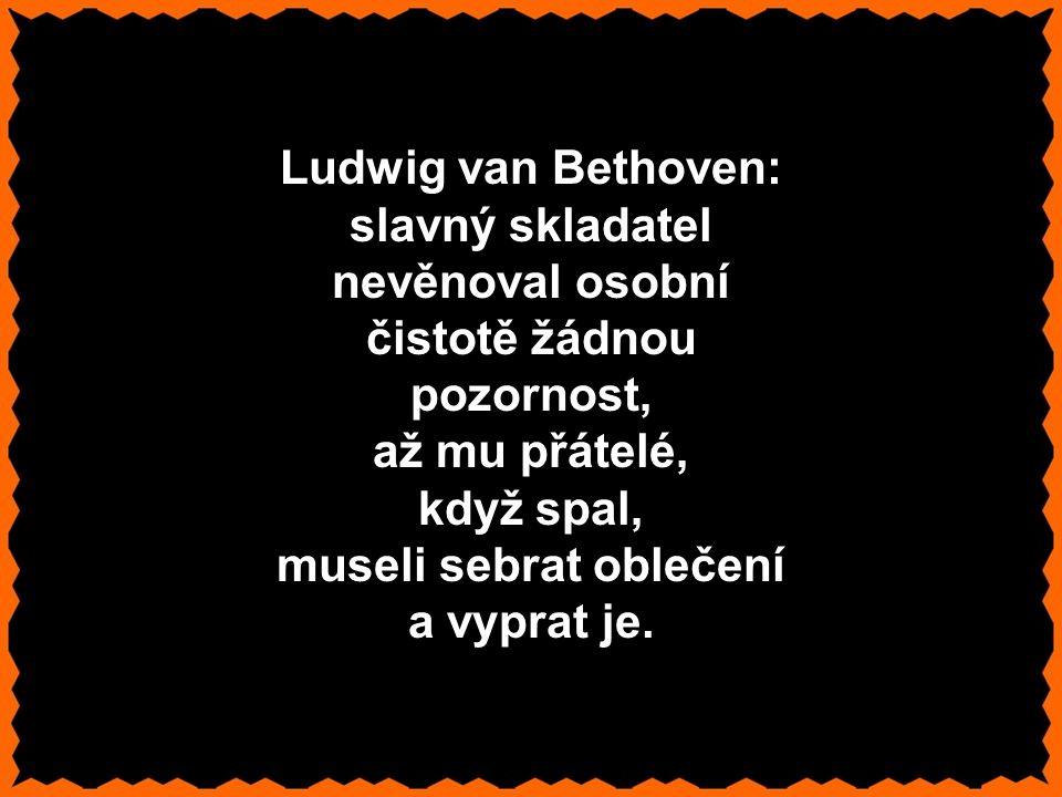 2. Ludwig van Bethoven