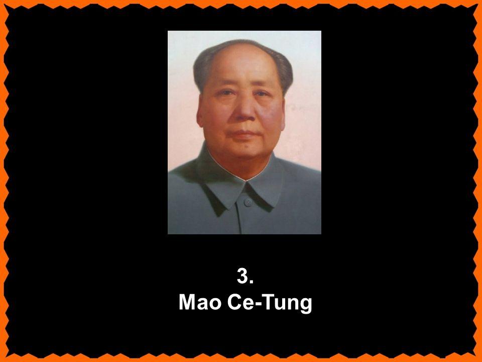 3. Mao Ce-Tung