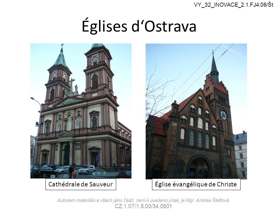 Fameuse rue Stodolní VY_32_INOVACE_2.1.FJ4.06/Št Autorem materiálu a všech jeho částí, není-li uvedeno jinak, je Mgr.