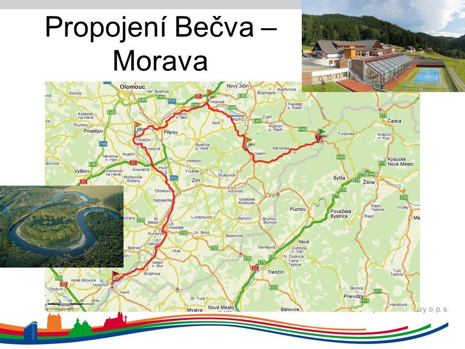 Propojení Bečva – Morava