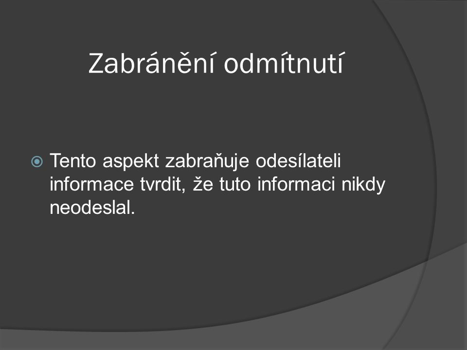Struktura certifikátu