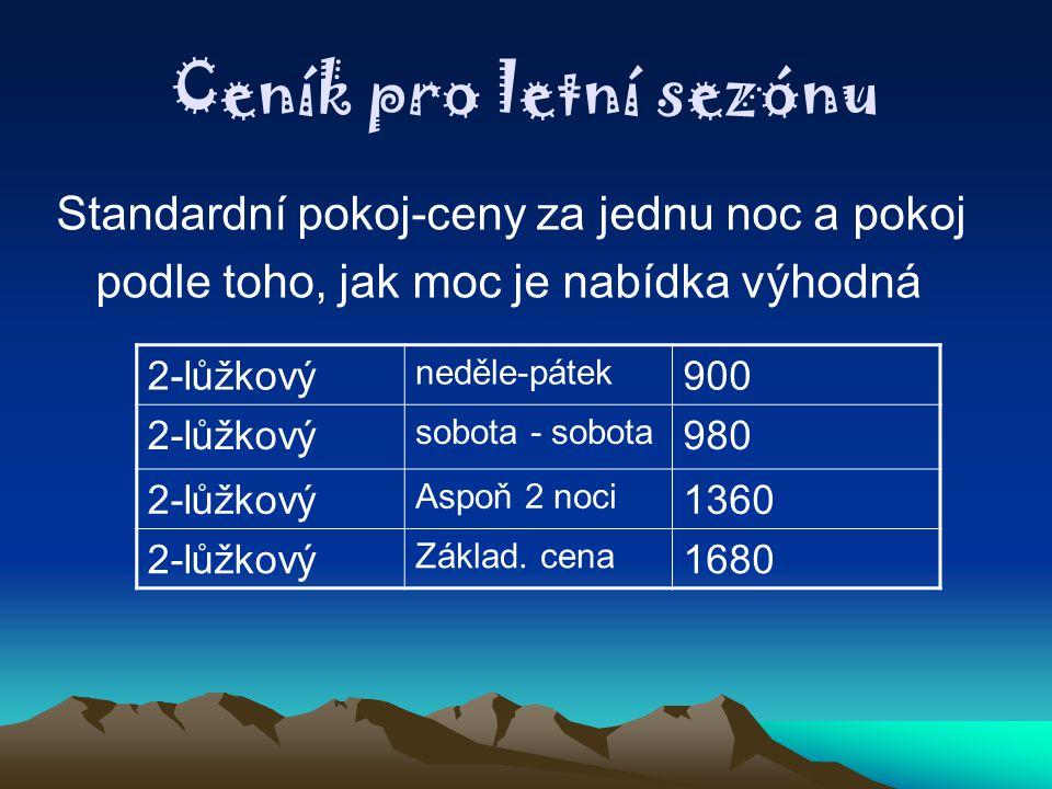 Zdroje obrázk ů www.penzion-polubny.cz www.reklamnifotky.cz www.jizerske-hory-ubytovani.eu Wikipedia.org www.dudovi.cz