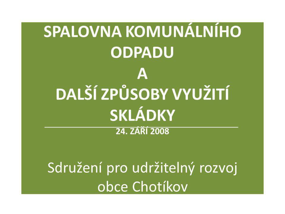 Kdo jsme www.sdruzeni-chotikov.cz občané Chotíkova občanské sdružení zveme nové členy www.sdruzeni-chotikov.cz