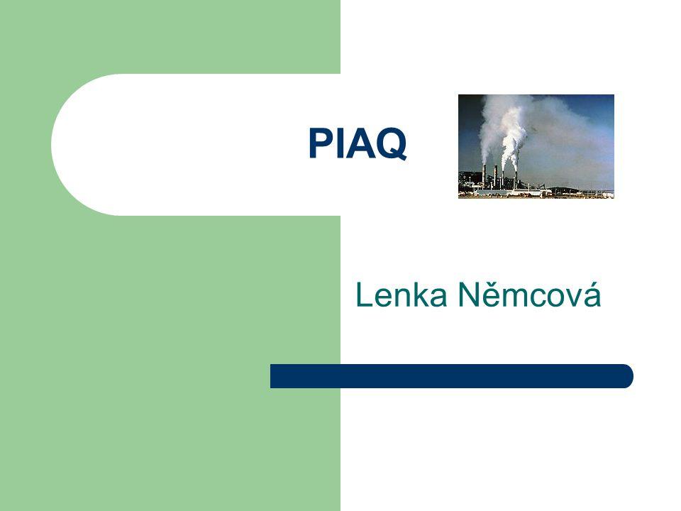 PIAQ Lenka Němcová