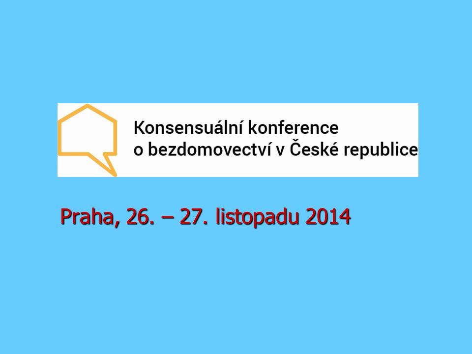 Praha, 26. – 27. listopadu 2014