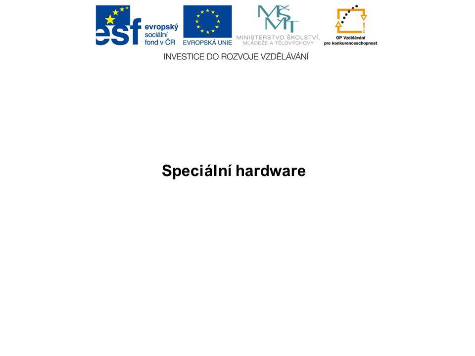 Speciální hardware
