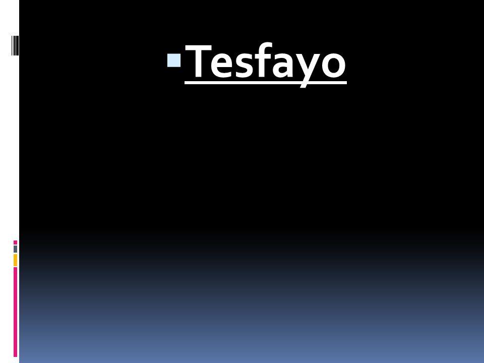  Tesfayo