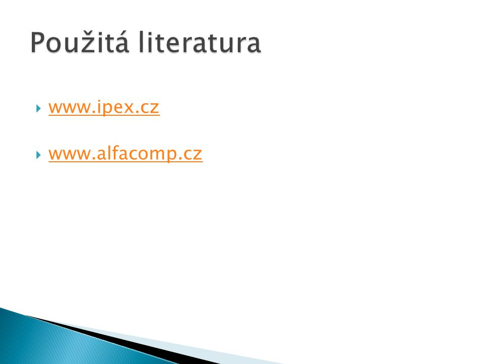  www.ipex.cz www.ipex.cz  www.alfacomp.cz www.alfacomp.cz