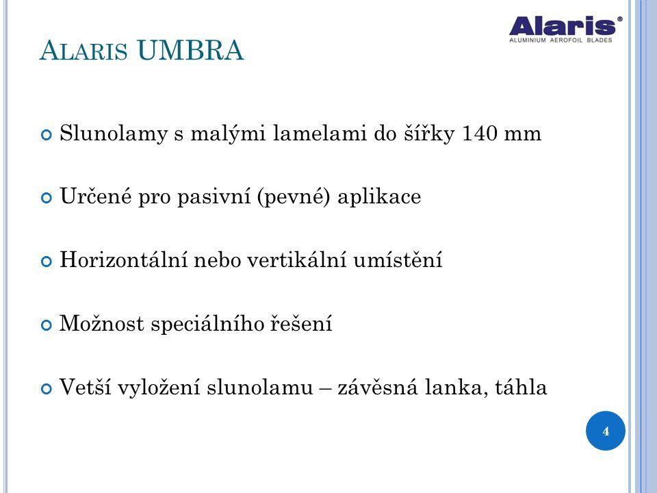 5 A LARIS UMBRA