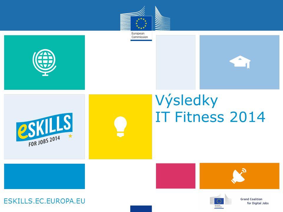 ESKILLS.EC.EUROPA.EU Výsledky IT Fitness 2014