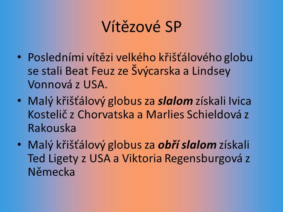 Vítězové SP II.
