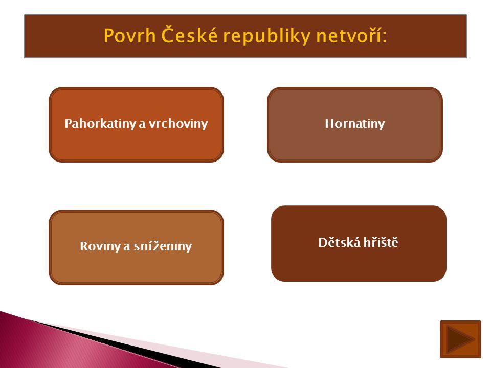 Podnebí a počasí České republiky Naše vlast leží v mírném podnebném pásu. Počasí je zde proměnlivé a mírné. V průběhu roku se střídají 4 roční období: