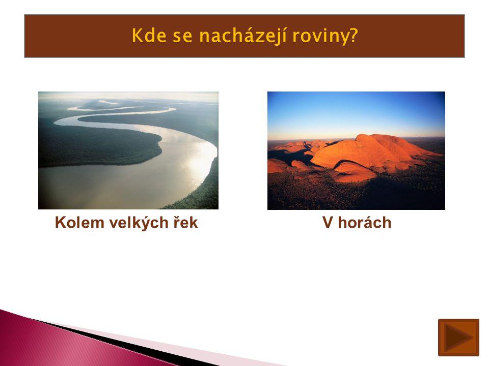 Jak se jmenuje nejvyšší hora ČR? Klikni na obrázek. SNĚŽKA