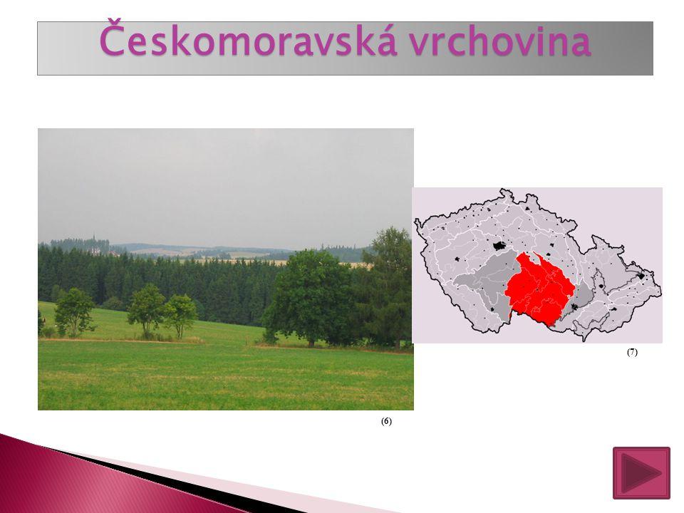 Českomoravská vrchovina (6) (7)