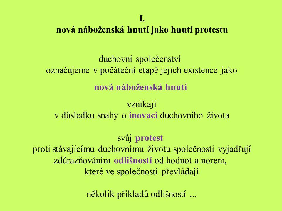 VOJTÍŠEK, Z., Nová náboženská hnutí a jak jim porozumět.