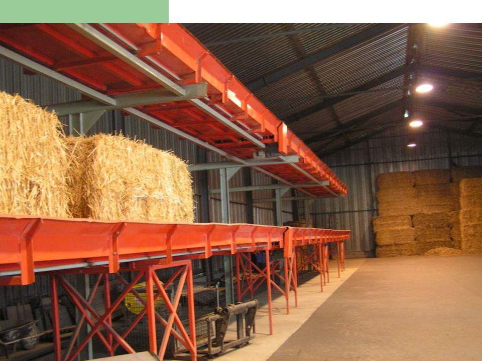 Plnění horních pater fermentoru před navezením do anaerobního stupně