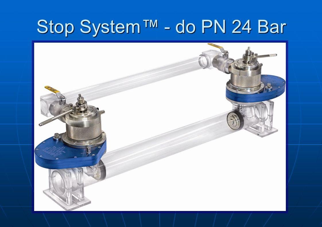 Stop System™ - do PN 24 Bar