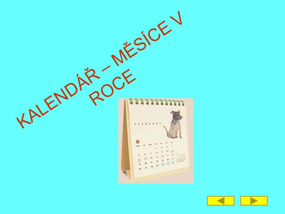 Kalendář Co je to kalendář.