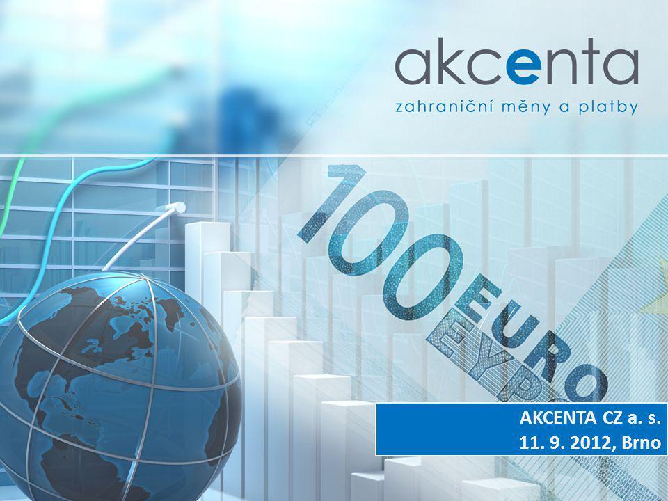 AKCENTA CZ a. s. 11. 9. 2012, Brno