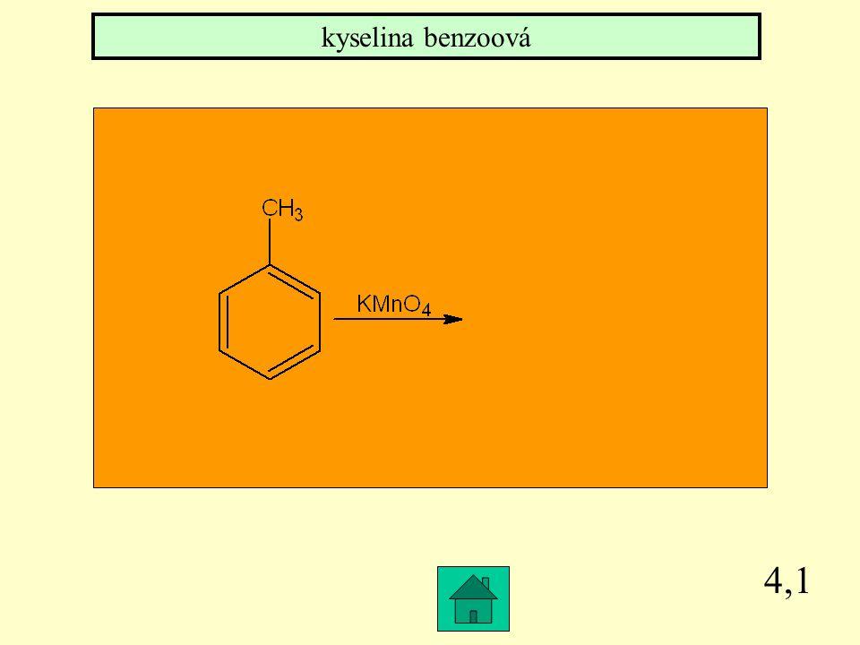 3,4 CH 3 COCl + CH 3 COONa  acetanhydrid, chlorid sodný