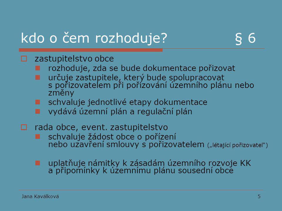 Jana Kaválková6 co je Rada obcí pro udržitelný rozvoj.