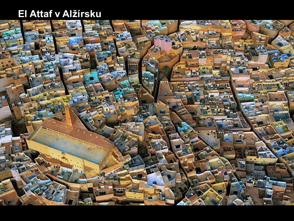 El Attaf v Alžírsku