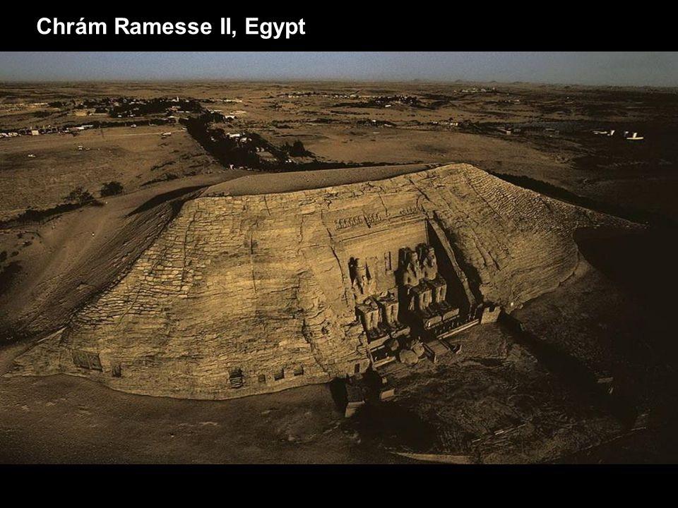 Chrám Ramesse II, Egypt