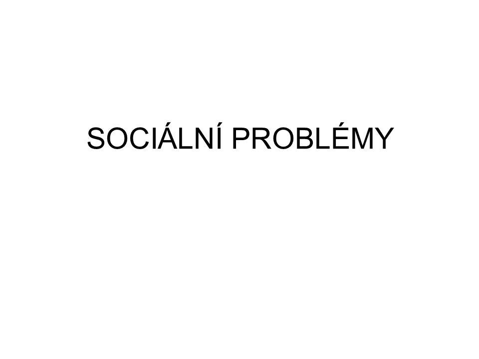 """Bohatství a chudoba Různá náboženství a filozofie je vnímají různě Euro-americká civilizace – krajní meze materiálního zabezpečení Rozvojové státy – """"bludný kruh - chudoba → nekvalitní výživa → nemocnost obyvatel → nízká produktivita práce → nízké mzdy → chudoba"""