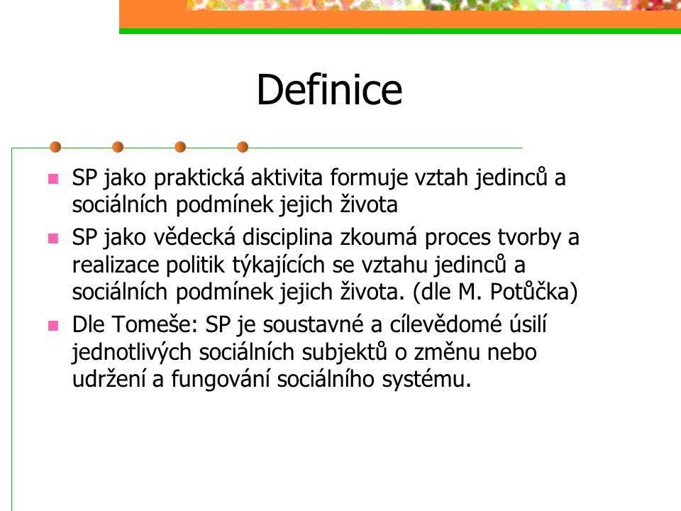 Literatura Tomeš, Igor, 1931- Sociální politika : teorie a mezinárodní zkušenost / Igor Tomeš ; Socioklub - Sdružení pro podporu rozvoje teorie a prax