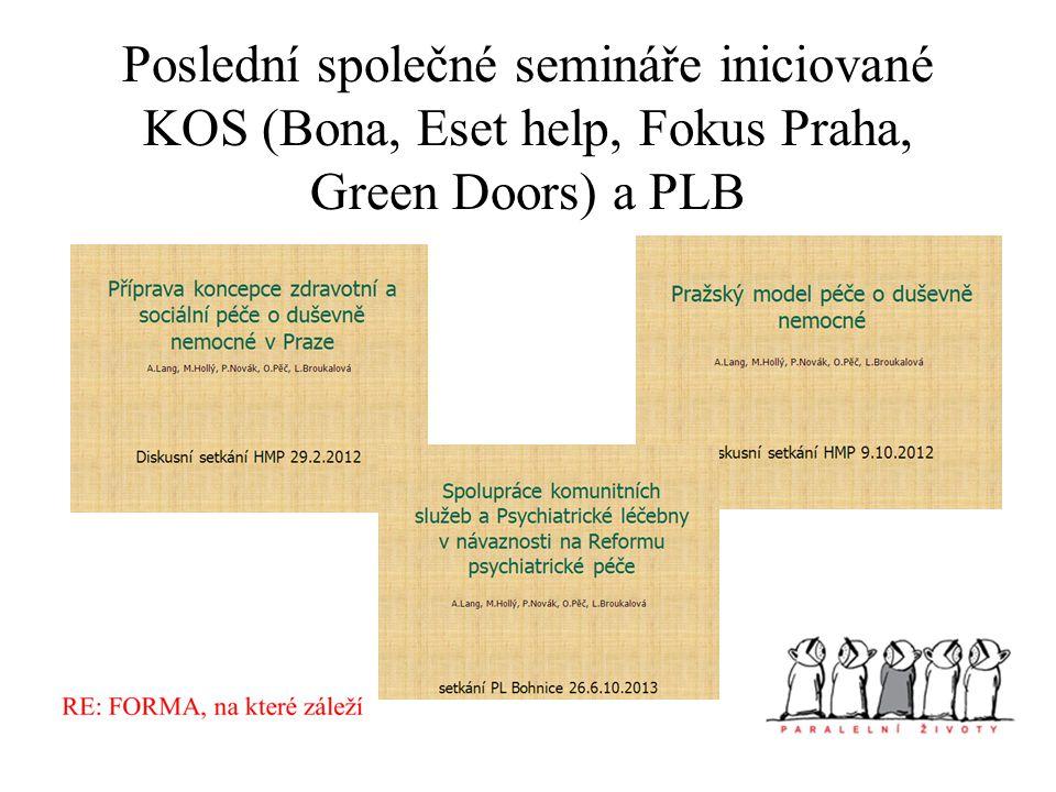 Pražské modely péče a Reforma Regionální spolupráce Pražská specifika Bezdomovectví Nedostatek bytů Vysoké (životní) náklady Rezidenční sociální služby mimo Prahu .