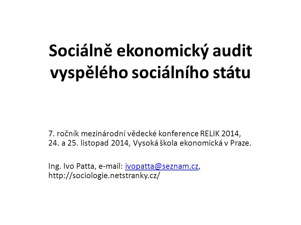 Audit Audit (z lat.