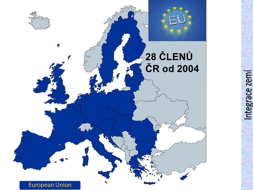 EFTA – European Free trade Assotiacion Island, Lichtenštejnsko, Norsko, Švýcarsko Posláním organizace je podpora prosperity a hospodářské spolupráce mezi jejími členy.