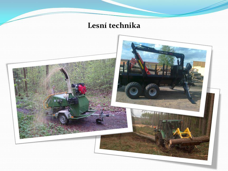 Lesní infrastruktura Opravy lesních cest Oprava zařízení upravující vodní režim v lesích