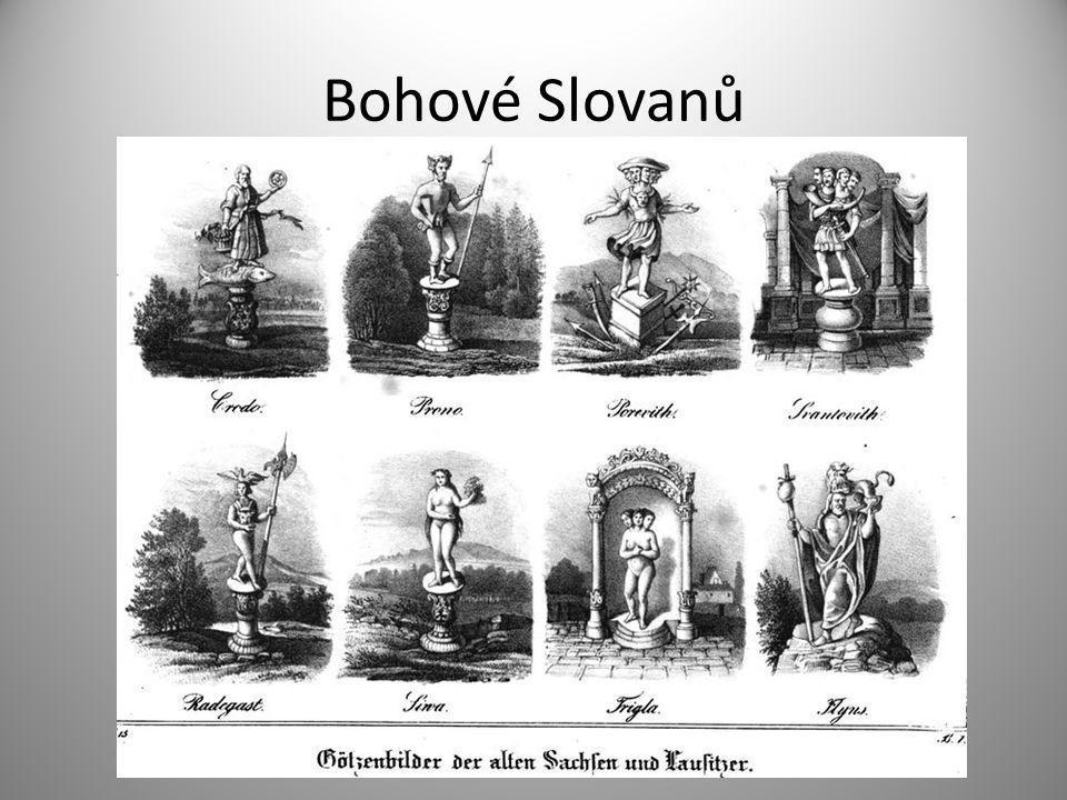 Bohové Slovanů