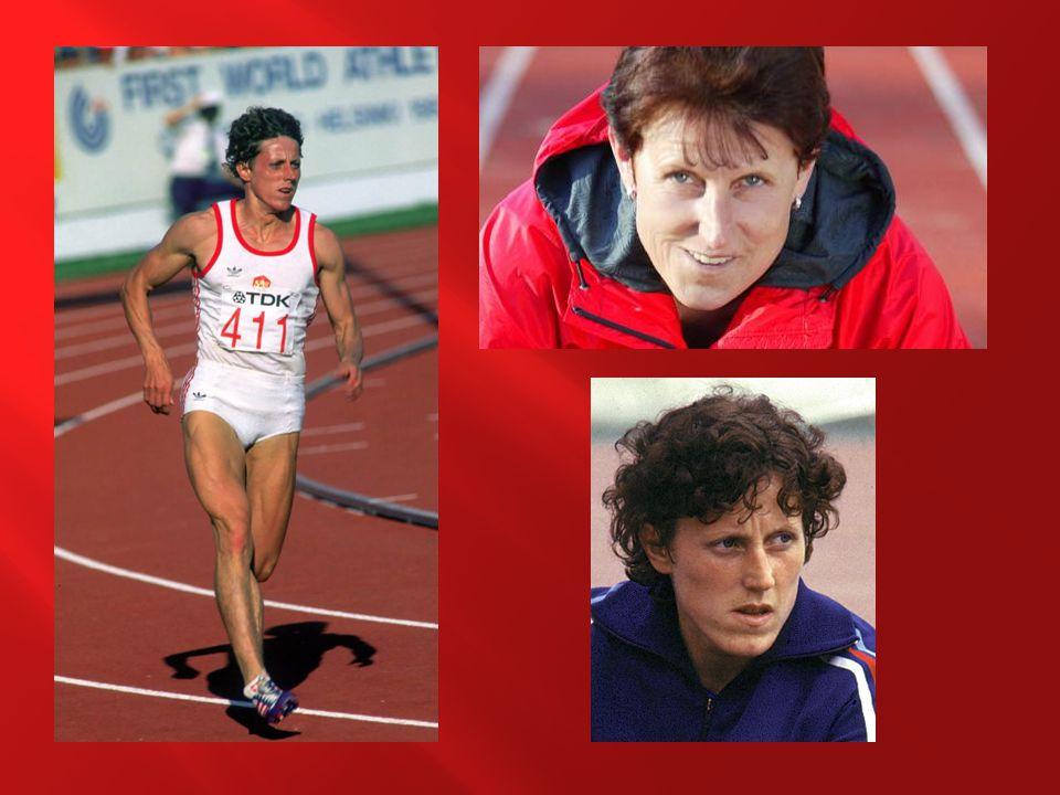  První titul na domácím oválu získala v roce 1974 na 300 m v hale za 40,6 s.