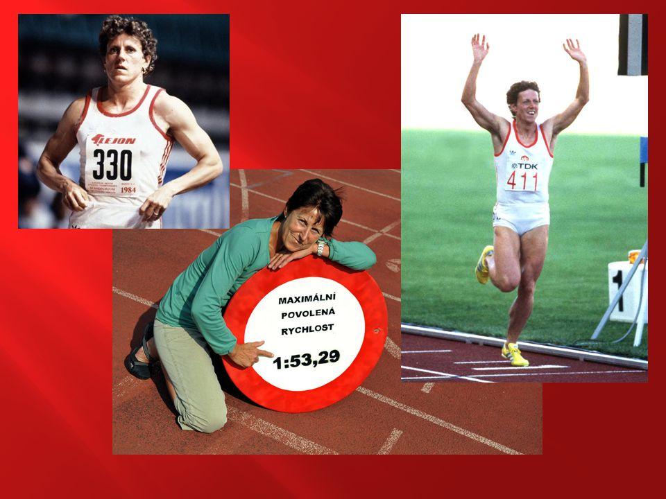  Tvrdá příprava na olympijské hry v Los Angeles 1984 nakonec vyšla naplano kvůli tehdejšímu rozhodnutí zemí socialistického bloku se OH nezúčastnit.