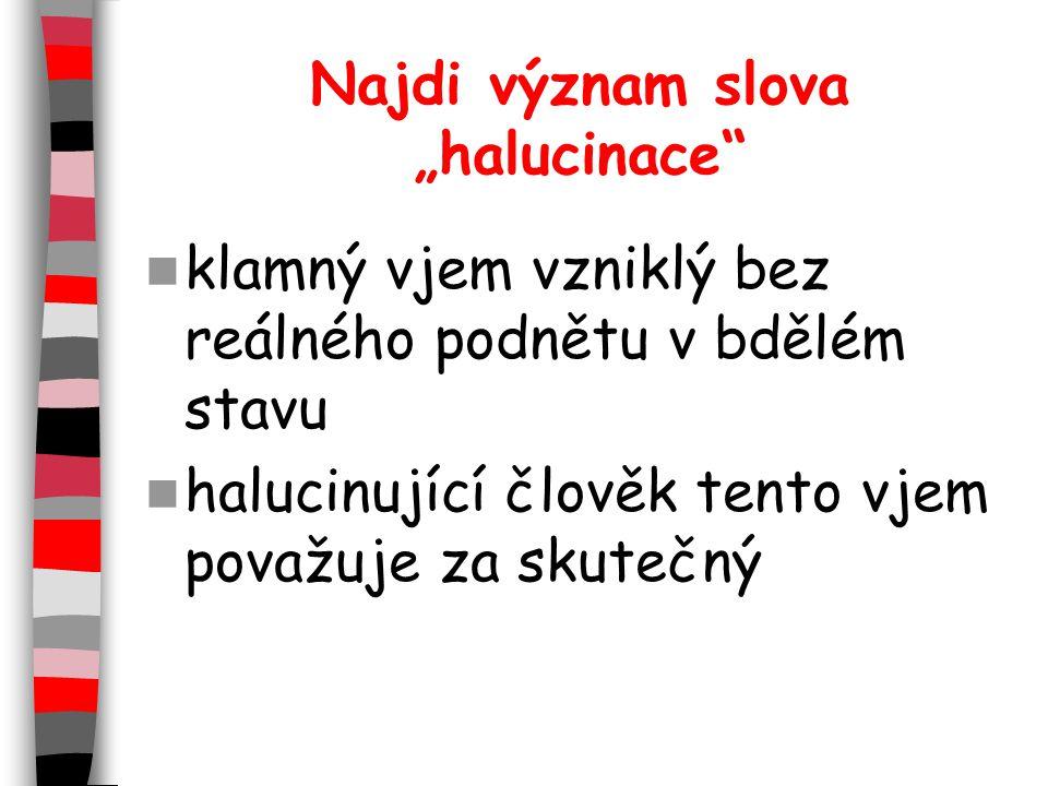 Zdroje Kalina, K.