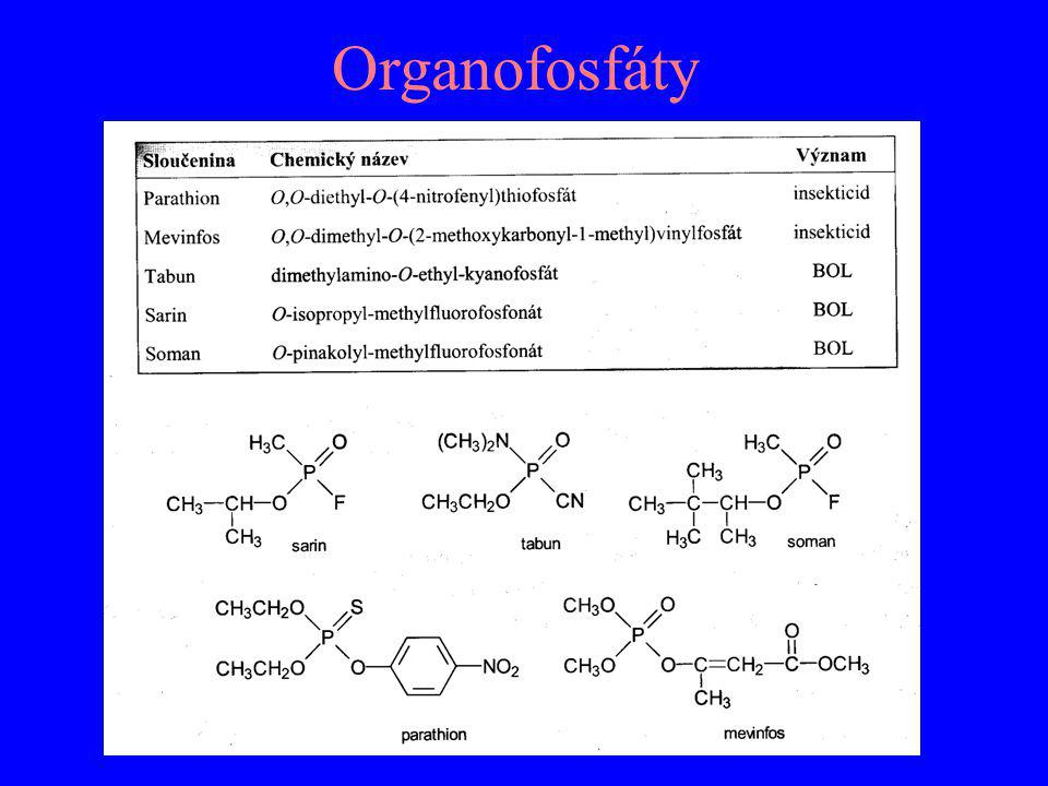2-oxoglutarová kyselina (HOOC-CH 2 -CH 2 -CO- COOH) – meziprodukt citrátového cyklu acetoctová kyselina (CH 3 -CO-CH 2 -COOH) – vzniká při odbourávání mastných kyselin, snadno dekarboxyluje