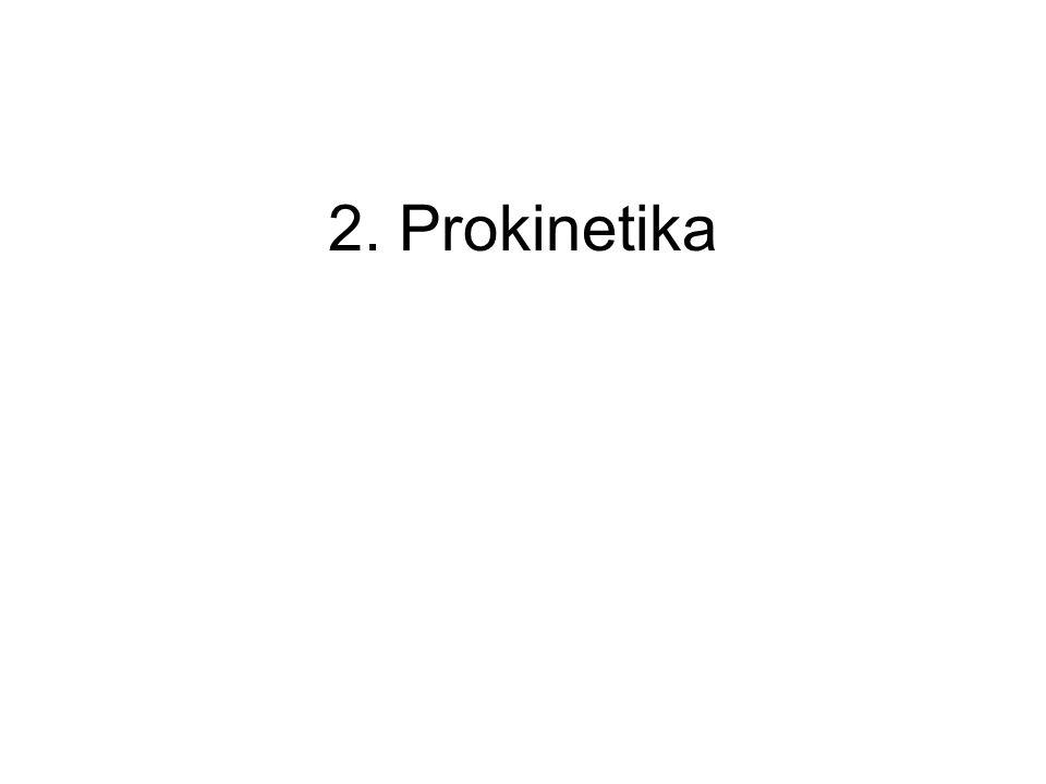 2. Prokinetika