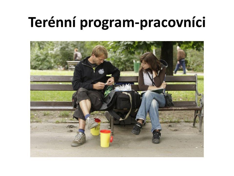 Terénní program-pracovníci