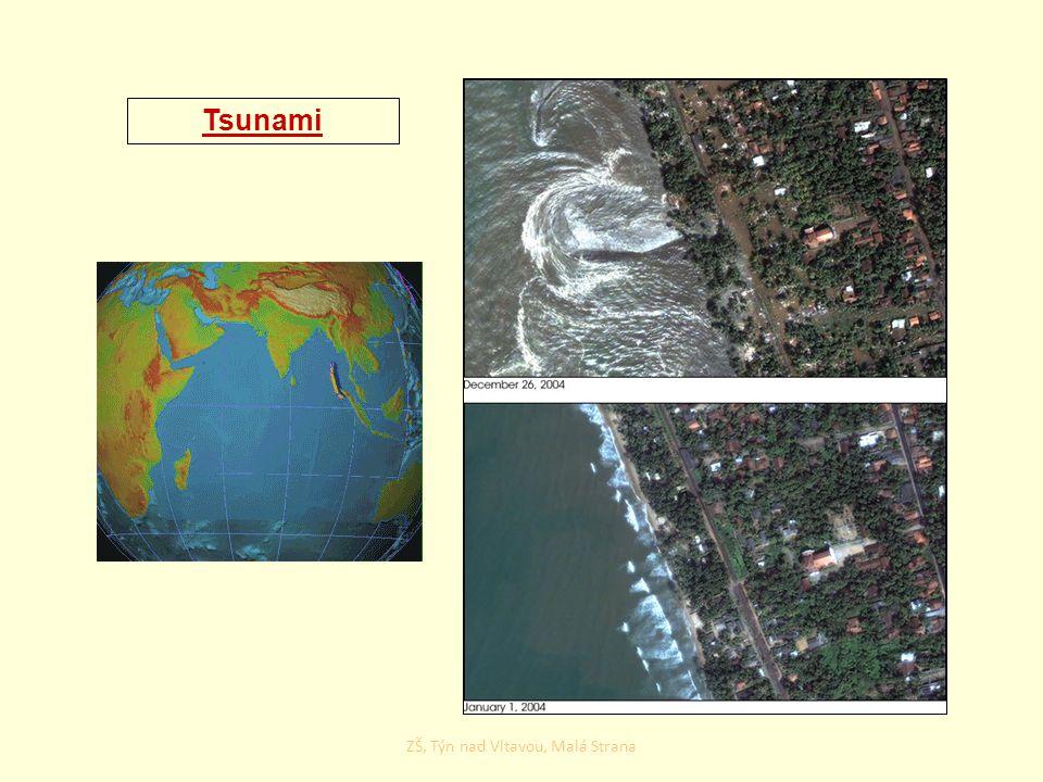 Tsunami ZŠ, Týn nad Vltavou, Malá Strana