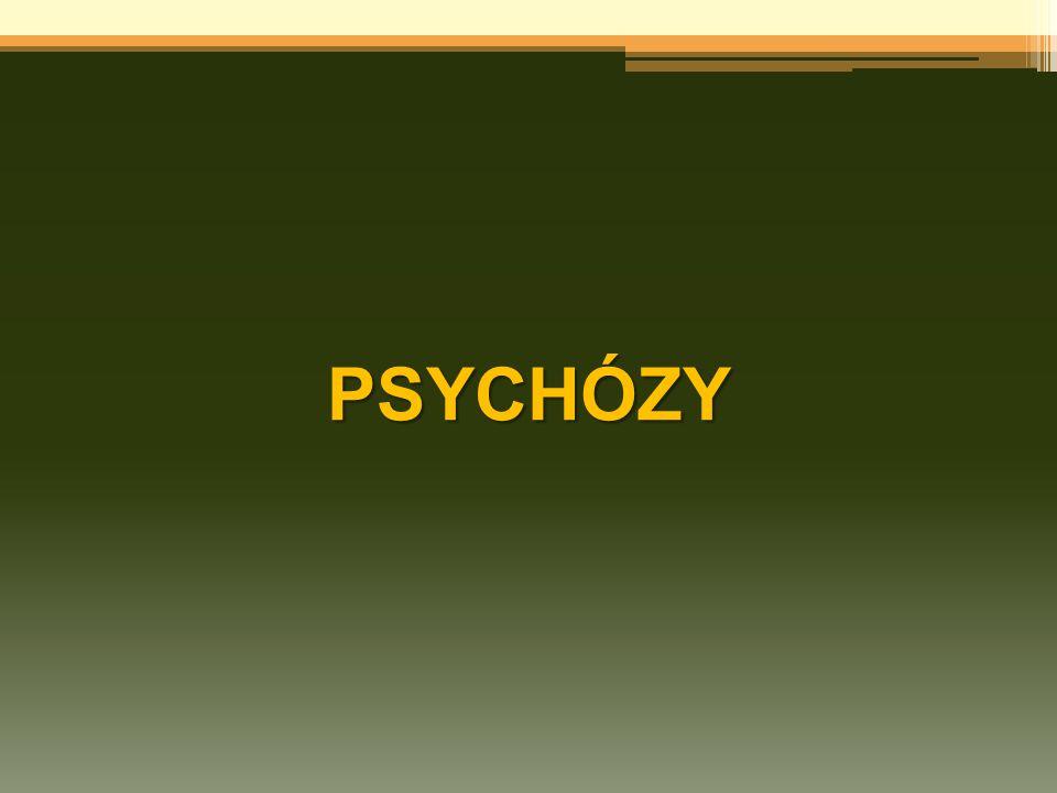 PSYCHÓZY