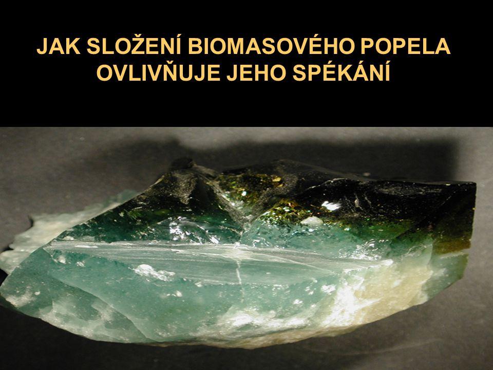 M. Míka Ústav skla a keramiky, VŠCHT v Praze O. Jankovský