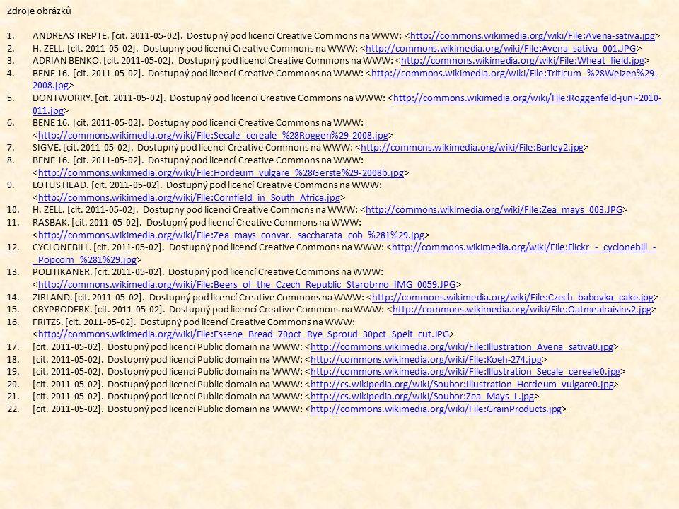 Zdroje obrázků 1.ANDREAS TREPTE.[cit. 2011-05-02].