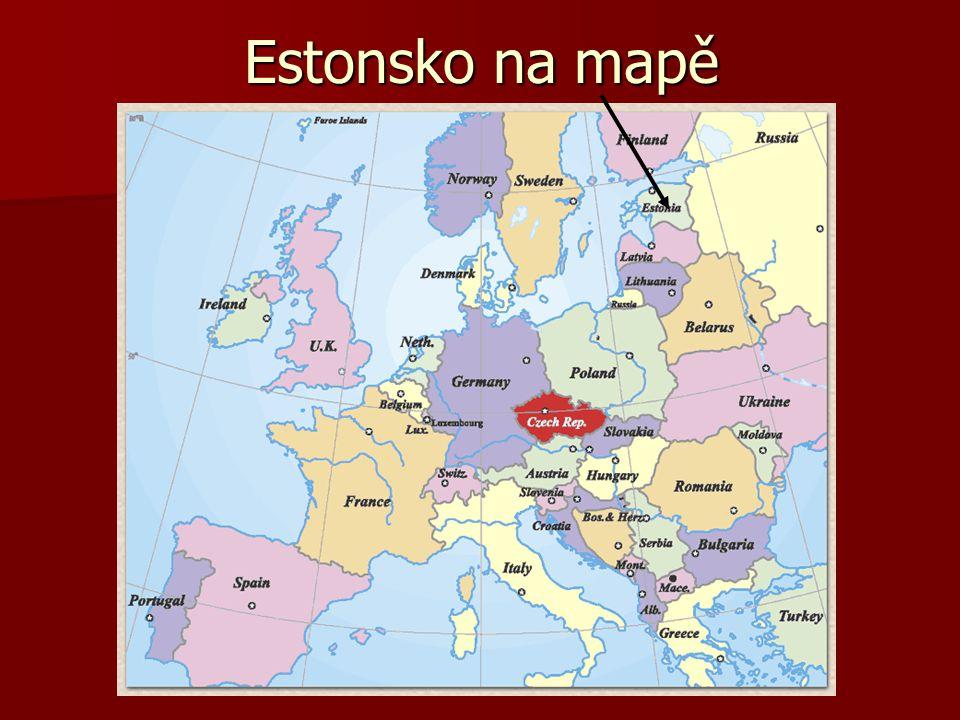 Černá Hora na mapě