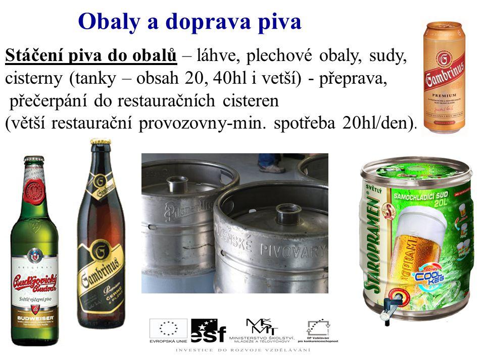 spilka pivní tanky